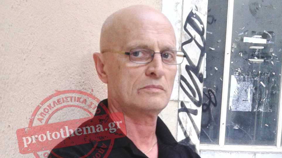 Ο πατέρας του άτυχου στρατιώτη Τάσου Μεζάλα ξεσπά στην κάμερα