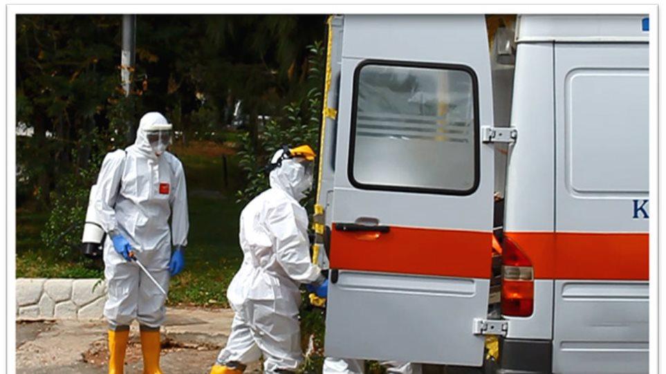 KEΕΛΠΝΟ: Σε ικανοποιητικό επίπεδο η θωράκιση κατά του Έμπολα