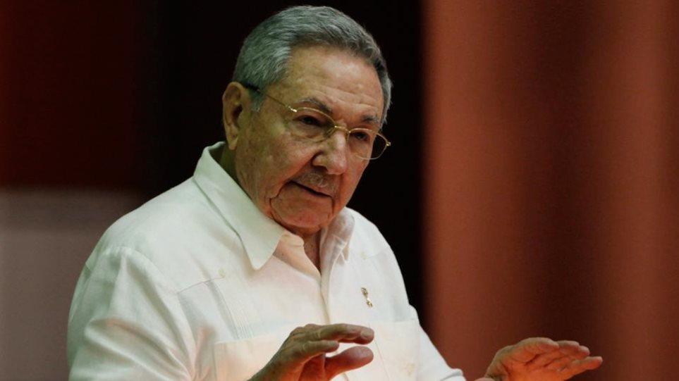Ραούλ Κάστρο: Ο 'Εμπολα θα μπορούσε να εξελιχτεί στη χειρότερη πανδημία στην ανθρώπινη ιστορία