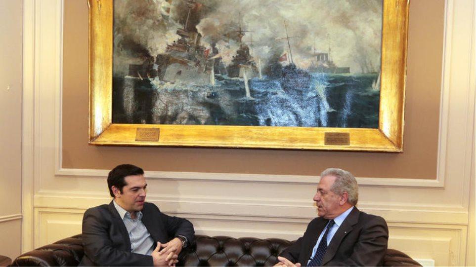 Στο Πεντάγωνο ο Τσίπρας - Τα εθνικά θέματα προτάσσει ο ΣΥΡΙΖΑ