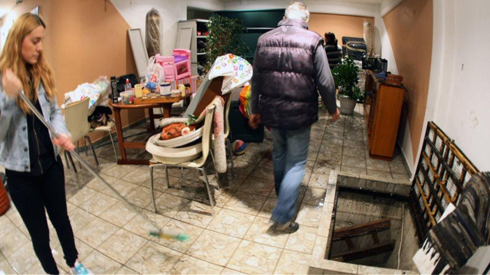 Επίδομα 586,94 ευρώ ανά νοικοκυριό στους πλημμυροπαθείς της Αττικής