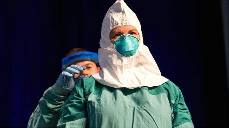ΓΓ ΟΗΕ: Διαφωνεί με την υποχρεωτική καραντίνα των ΗΠΑ για τον Έμπολα