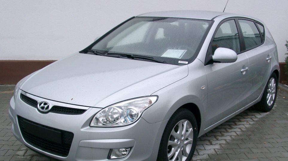 Ανακαλούνται 2.893 αυτοκίνητα HYUNDAI FD i30