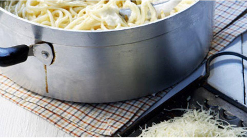 Το τυρί στα ζυμαρικά