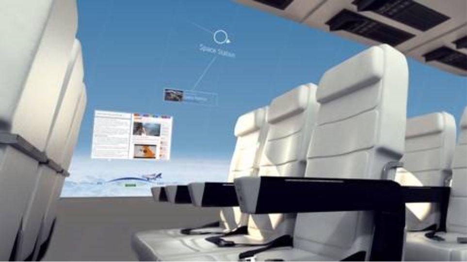 Βίντεο: Αεροπλάνα με πανοραμική θέα στον ουράνο