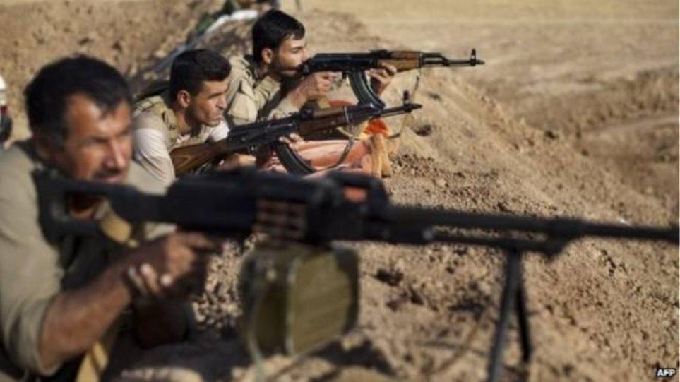 Μαχητές Πεσμεργκά πέρασαν στην Τουρκία και αναμένονται στο Κομπάνι