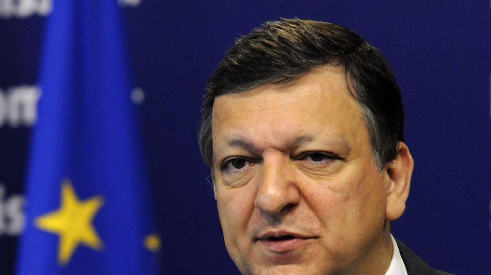 «Βόμβα» Μπαρόζο: Ορισμένοι αρχηγοί κρατών και κυβερνήσεων ήθελαν την Ελλάδα εκτός Ευρωζώνης