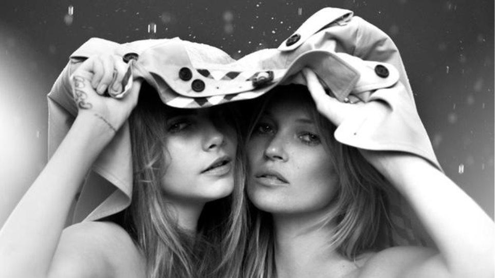 Cara Delevingne: Οι καλύτερες στιγμές με την Kate Moss ήταν όταν ήμασταν κι οι δύο γυμνές