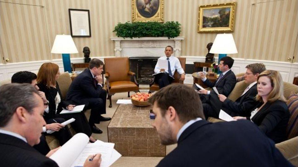 «Ύποπτη δραστηριότητα» σε δίκτυο υπολογιστών υπαλλήλων του Ομπάμα