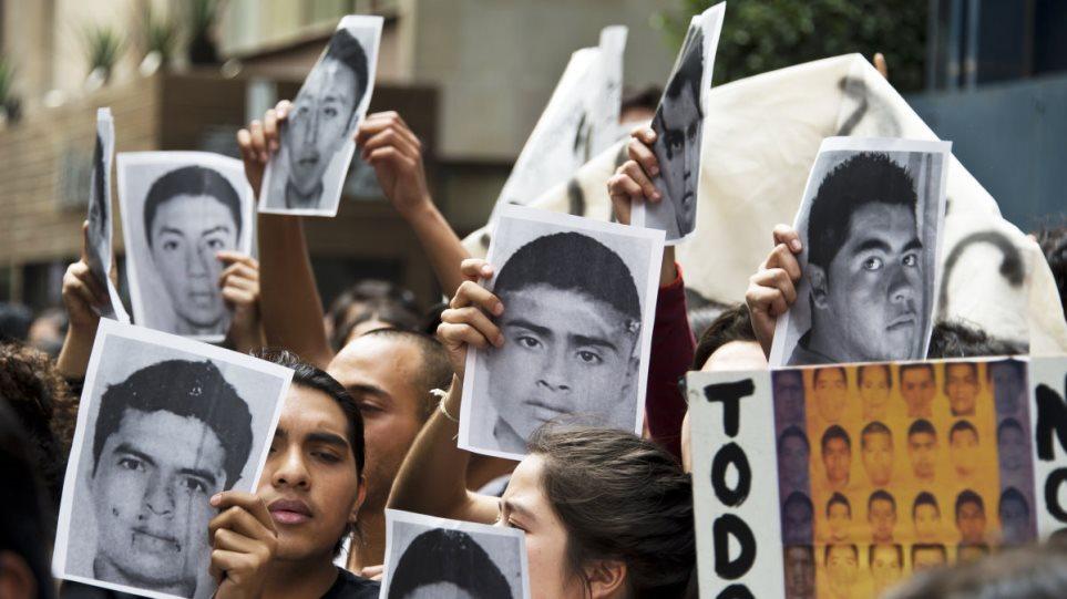 Μεξικό: Οι οργισμένοι γονείς των 43 αγνοούμενων φοιτητών προειδοποίησαν το πρόεδρο Νιέτο