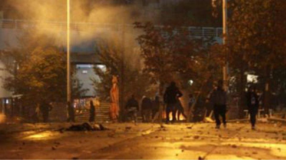 Θεσσαλονίκη: Συμπλοκή με τραυματίες σε σύνδεσμο του Άρη