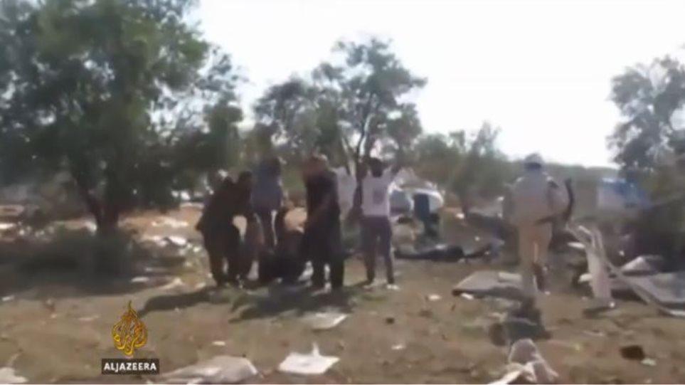 Συρία: Συγκλονιστικές μαρτυρίες από το νέο μακελειό σε στρατόπεδο προσφύγων