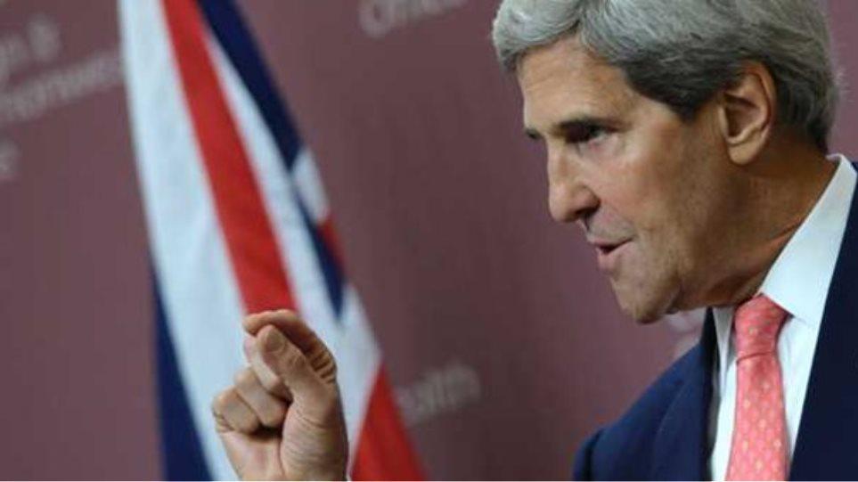 Κέρι: Αποδοκιμάζει το χαρακτηρισμό «κότα» που απέδωσε Αμερικανός αξιωματούχος στον Νετανιάχου