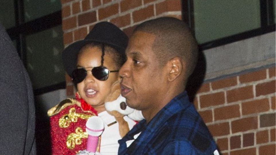 Beyonce-Jay- Z: Εντυσαν την κόρη τους Michael Jackson