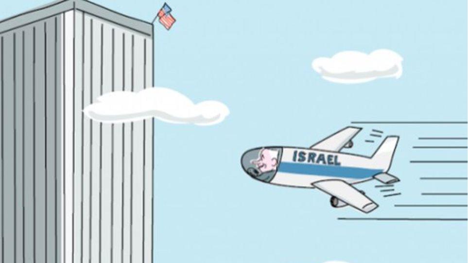 «Πιλότος» που επιτίθεται στις ΗΠΑ ο Νετανιάχου σε ισραηλινή εφημερίδα!