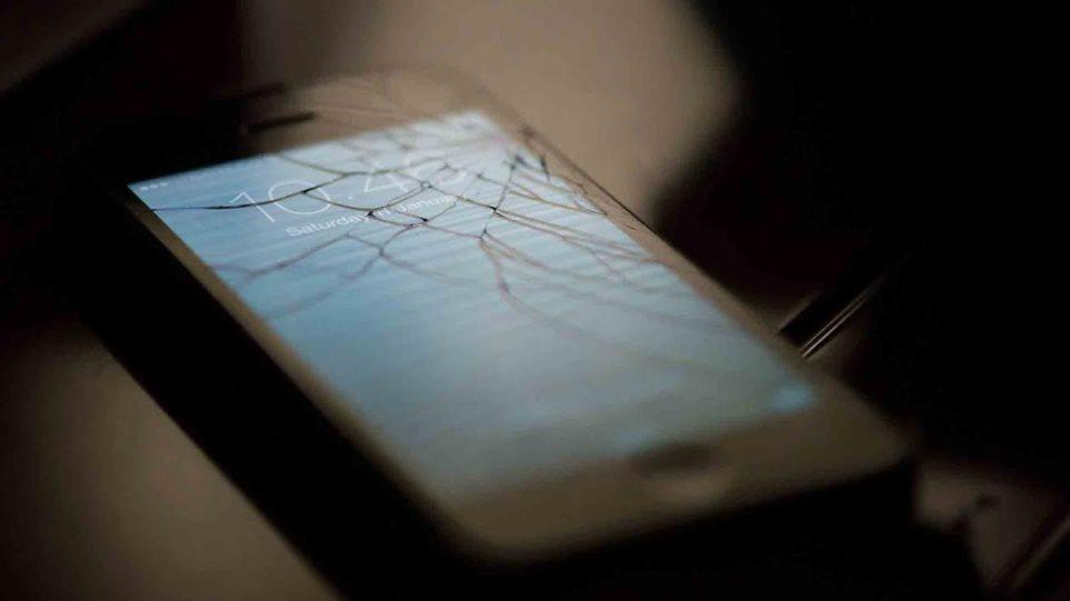 Οι Έλληνες είναι οι πιο ζημιάρηδες κάτοχοι smartphones