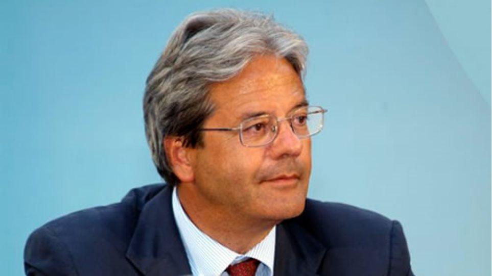 Ιταλία: Νέος υπουργός εξωτερικών ο Πάολο Τζεντιλόνι