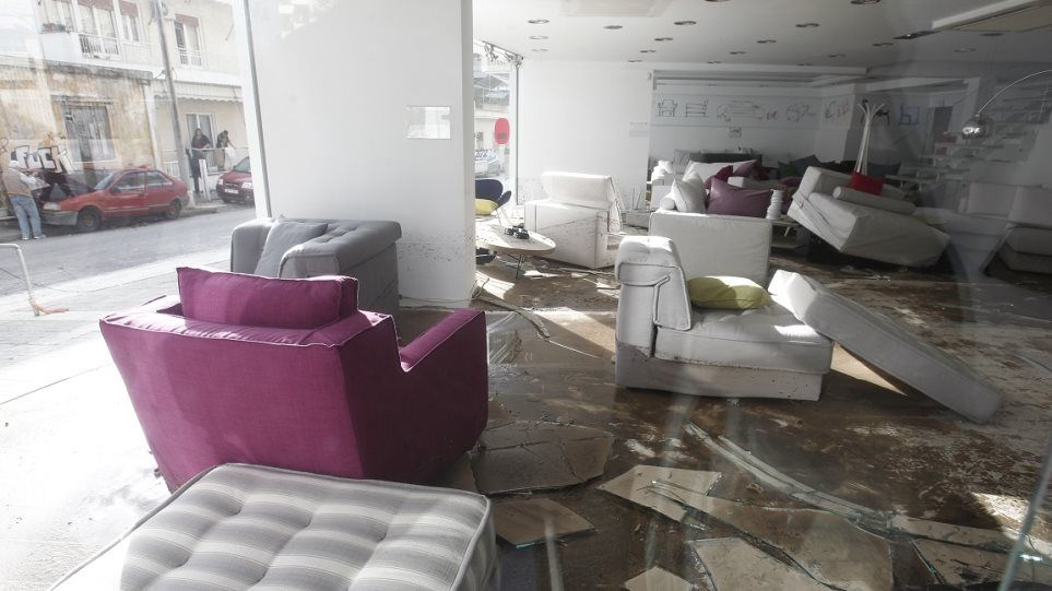 1.200 πλημμυρόπληκτα νοικοκυριά υπέβαλαν αιτήσεις για αποζημίωση