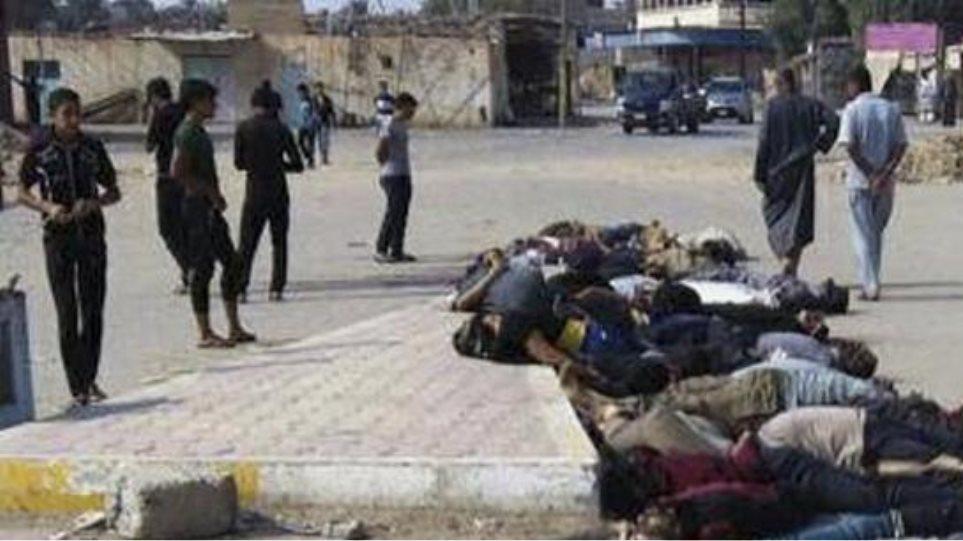 Ιράκ: Οι τζιχαντιστές εκτέλεσαν 85 μέλη της φυλής Άλμπου Νιμρ