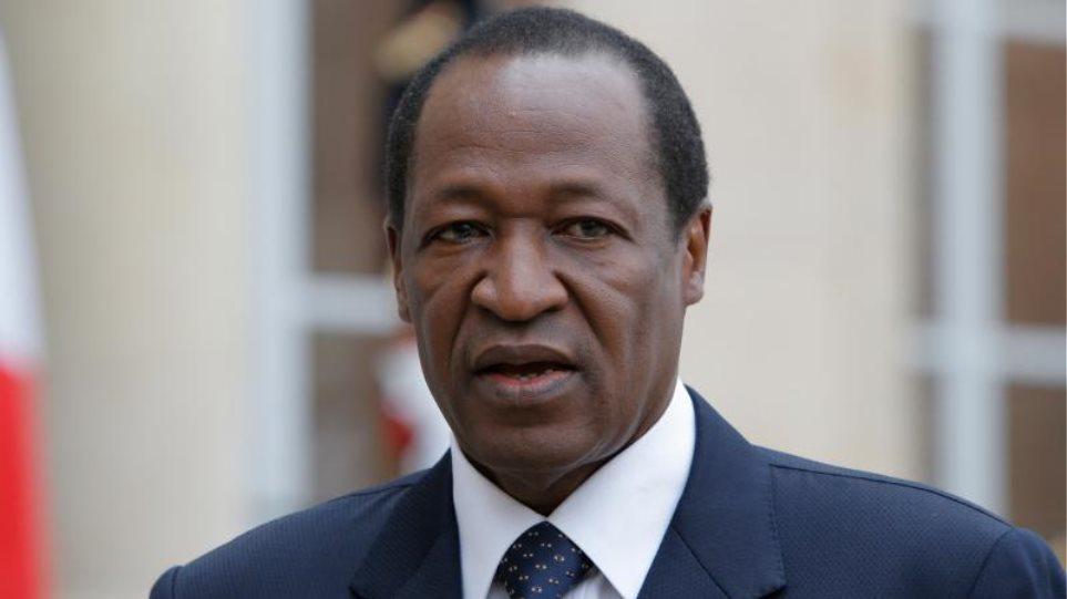 Στην Ακτή Ελεφαντοστού διέφυγε ο πρόεδρος της Μπουρκίνα Φάσο