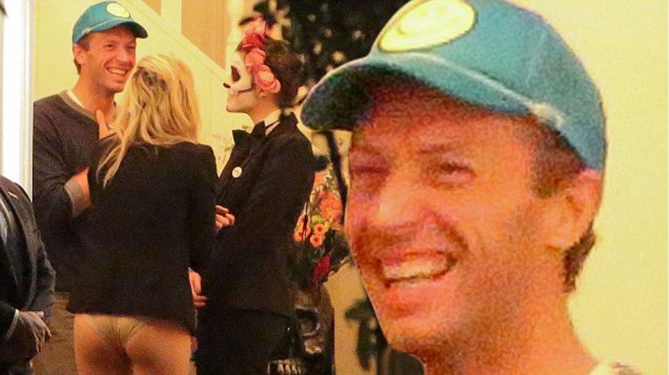 Chris Martin: Χώρισε με τη Lawrence και διασκεδάζει με άλλη