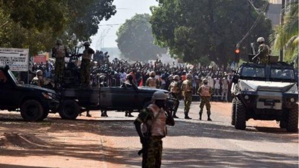 Μπουρκίνα Φάσο: Μεγάλη διαδήλωση οργανώνει την Κυριακή το πρωί η αντιπολίτευση
