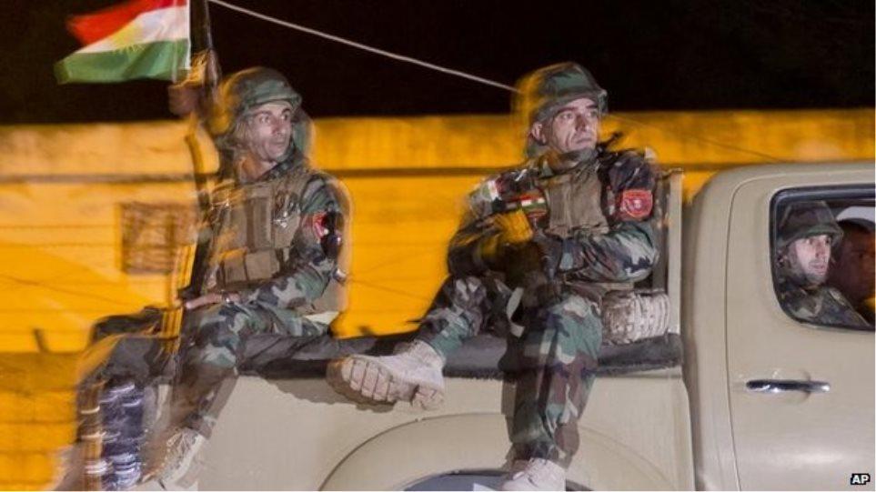 Διαδηλώσεις αλληλεγγύης προς τους Κούρδους του Κομπάνι