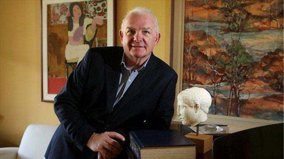 «Ό, τι και να γίνει τα Γλυπτά θα επιστρέψουν στην Ελλάδα», εκτιμά ο Ντέιβιντ Χιλ