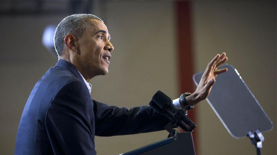 Βίντεο: Επεισοδιακή η ομιλία Ομπάμα σε λύκειο στο Κονέκτικατ