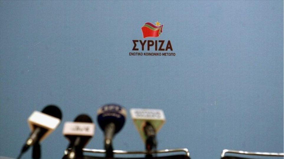 ΣΥΡΙΖΑ: Ο Σαμαράς δημιουργεί τεχνητή πόλωση και αποσταθεροποίηση