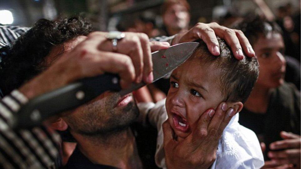 Εκατοντάδες χιλιάδες Σιΐτες πλημμυρίζουν την Καρμπάλα για την Ασούρα