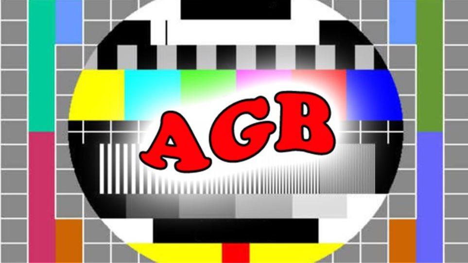 AGB για Δευτέρα: Τι ποσοστά έκαναν εκπομπές και δελτία