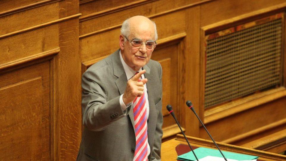 Απ. Κακλαμάνης: Να γίνει σύσκεψη αρχηγών υπό τον Πρόεδρο της Δημοκρατίας