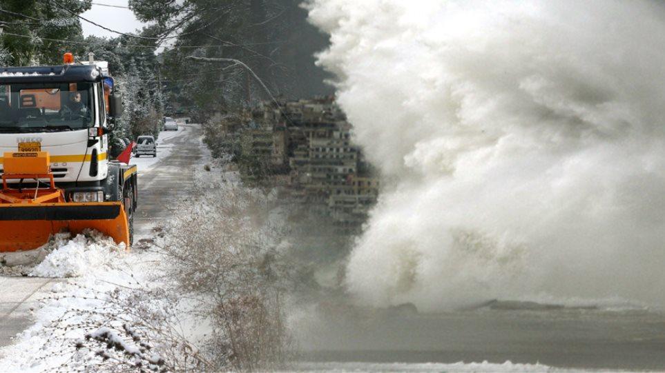 Μετεωρολόγοι: «Ράδιο αρβύλα» ότι ο φετινός θα είναι ο πιο άγριος χειμώνας