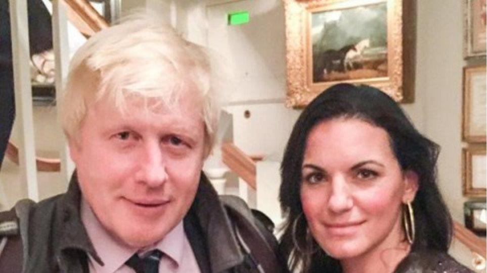Η Όλγα Κεφαλογιάννη «γοήτευσε» και τον δήμαρχο του Λονδίνου