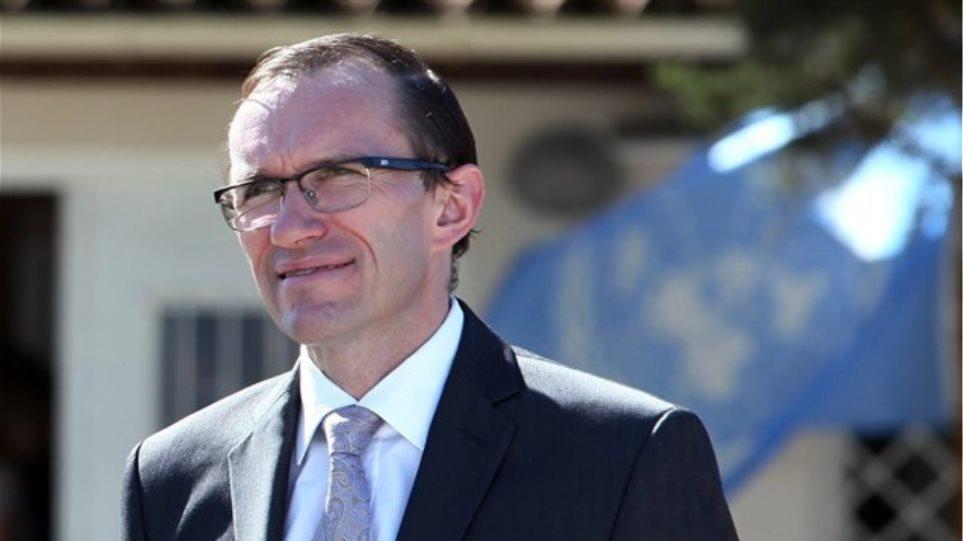 Στην Αθήνα ο ειδικός σύμβουλος του γ.γ. του ΟΗΕ για το Κυπριακό
