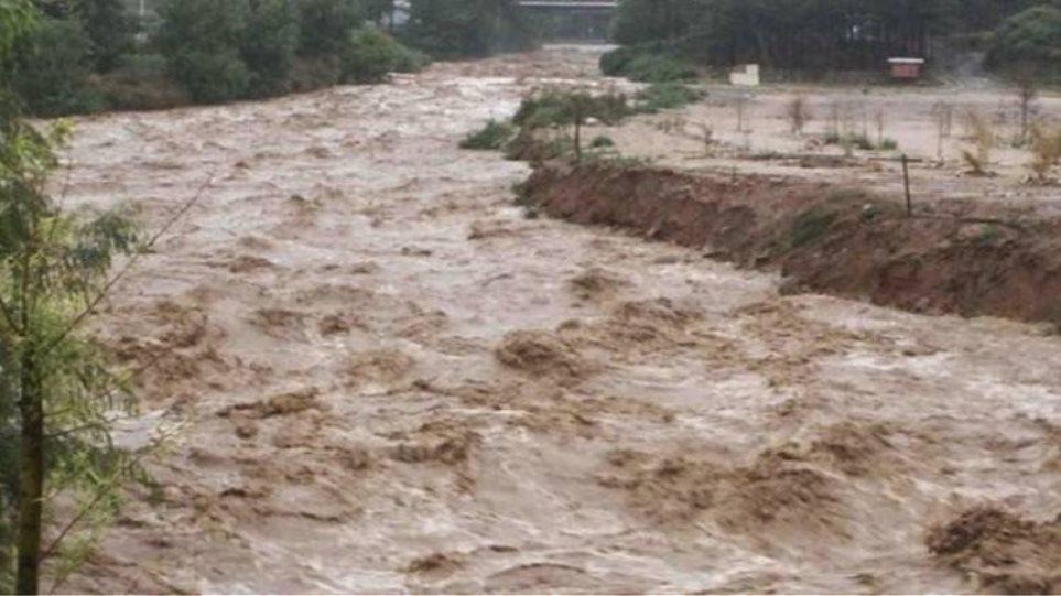 Εβρος: Σε επιφυλακή οι αρχές για το ενδεχόμενο πλημμυρών