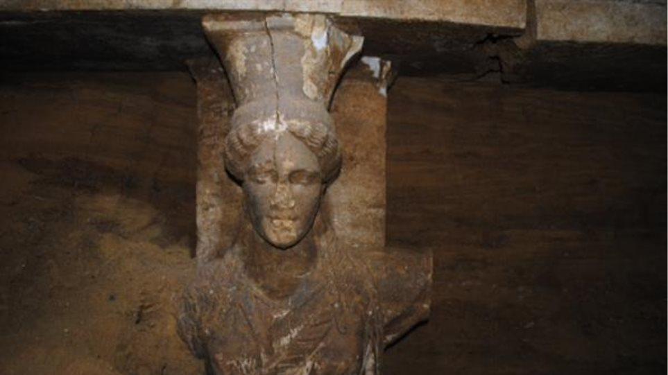 Αμφίπολη: Στην Ολυμπιάδα «στοιχηματίζει» Καναδός αρχαιολόγος