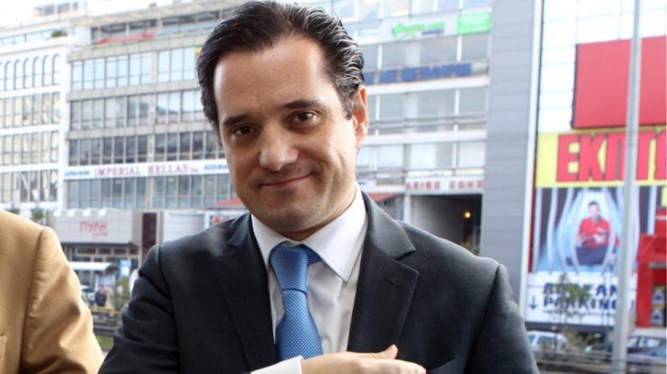 Ο Άδωνις Γεωργιάδης έκλεισε τα 42