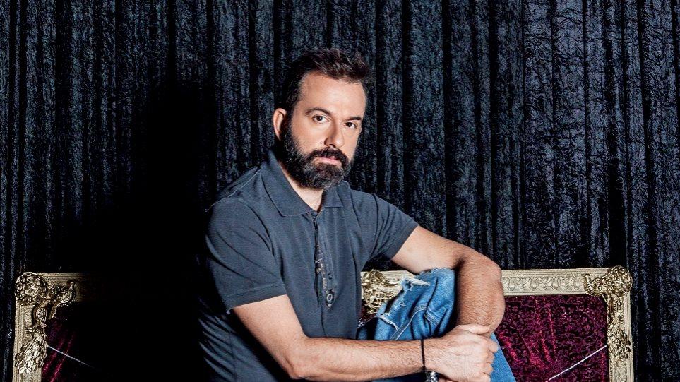 Κωνσταντίνος Ρήγος: «Μου αρέσει να πηγαίνω να εκτονώνομαι στα μπουζούκια»