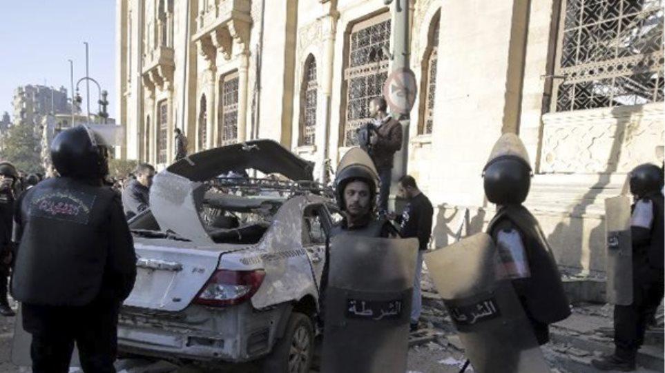 Αίγυπτος: Έκρηξη βόμβας κοντά σε μέγαρο της προεδρίας