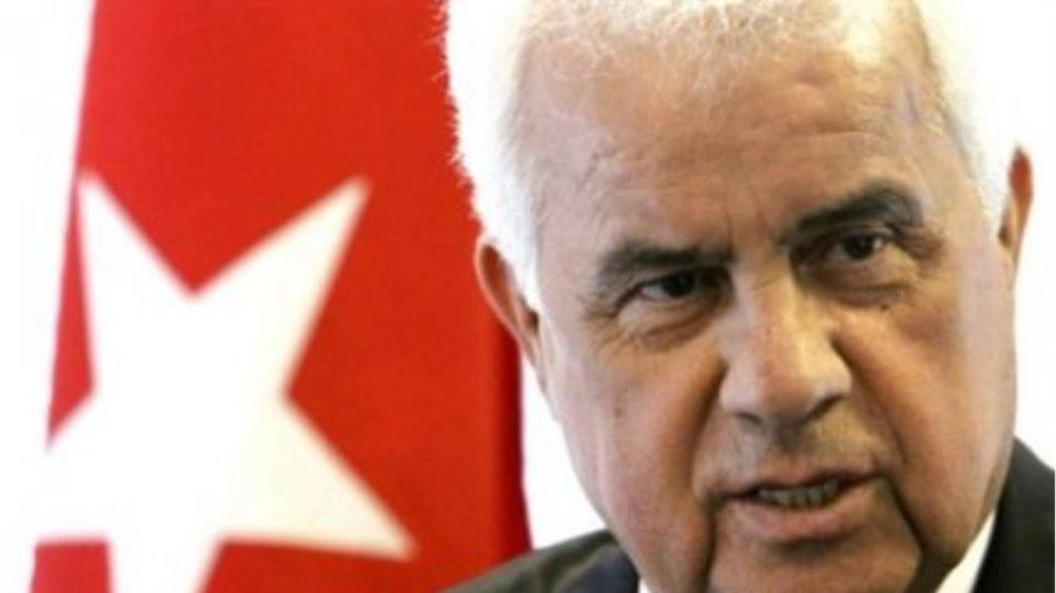 Ερογλου: Οι Ελληνοκύπριοι ζητούν περισσότερο έδαφος από ότι προβλεπόταν στο σχέδιο Ανάν