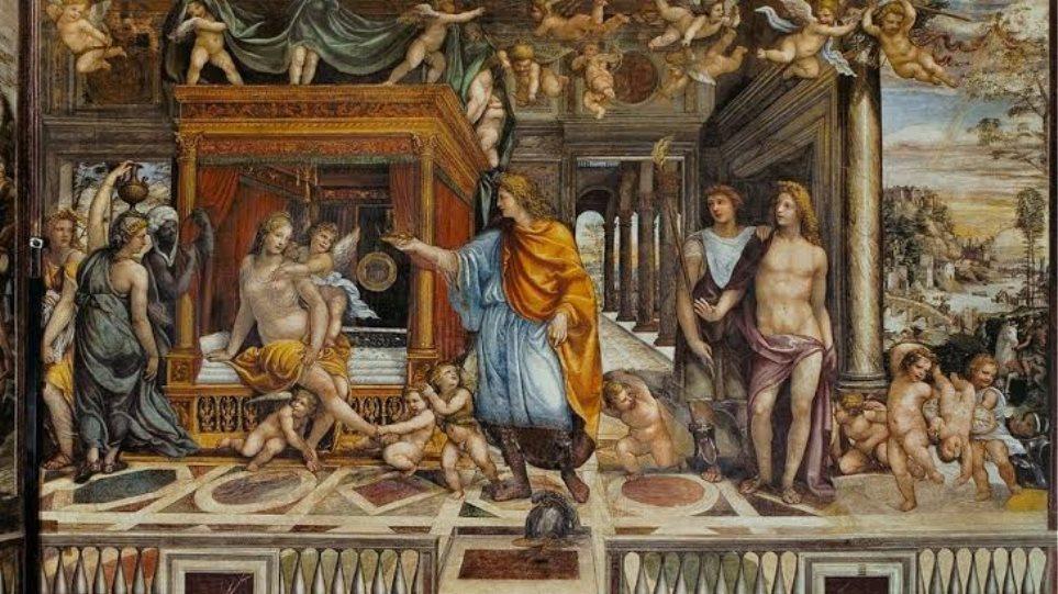 Μιχαήλ Ρωμανός: «Ο Τύμβος της Αμφίπολης απεικονίζεται σε τοιχογραφία της Αναγέννησης»