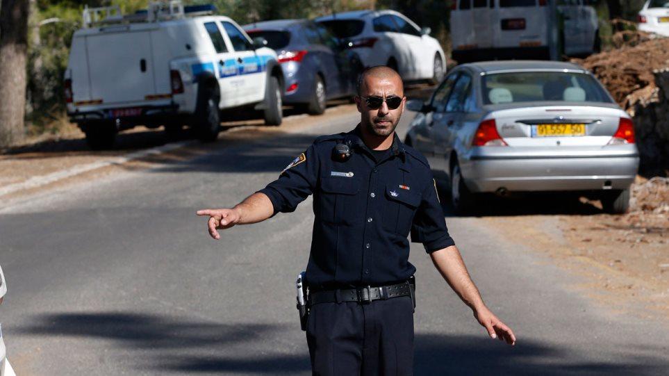 Δυτική Όχθη: Παραδόθηκε ο Παλαιστίνιος οδηγός που επιτέθηκε σε πεζούς