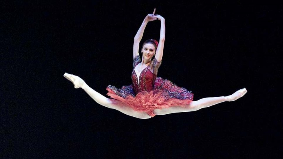 «Christmas Gala» με την κορυφαία μπαλαρίνα Svetlana Zakharova