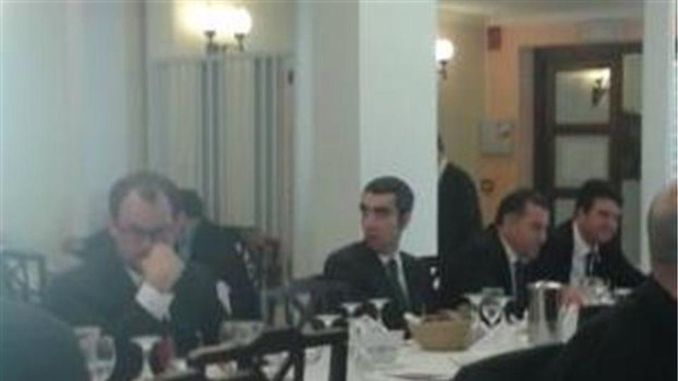 Στο... περιθώριο ο θρασύς Τούρκος βουλευτής