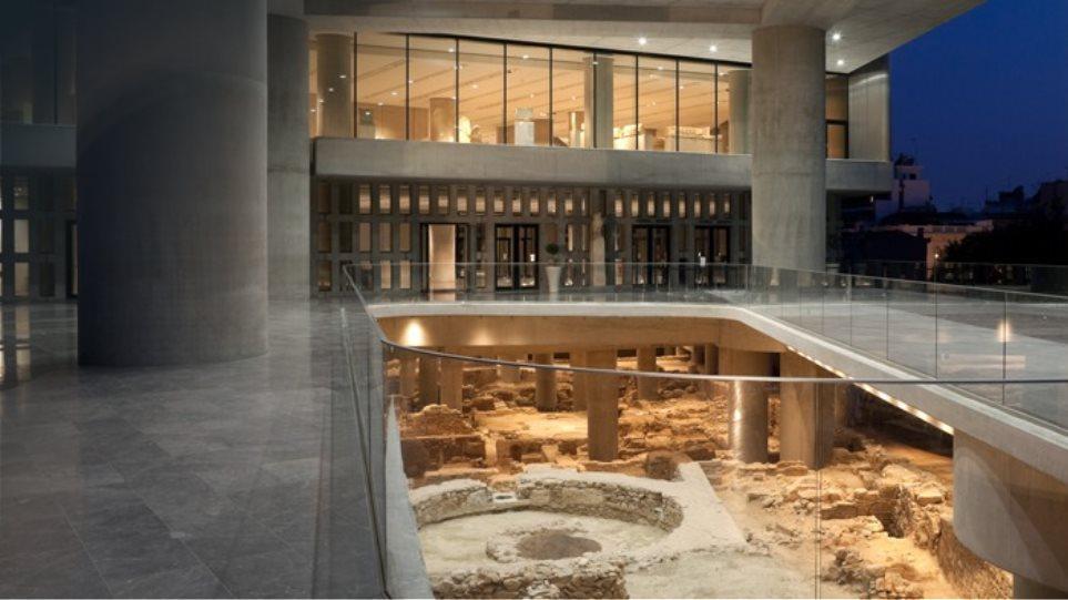Οικογενειακές δράσεις  στο Μουσείο της Ακρόπολης