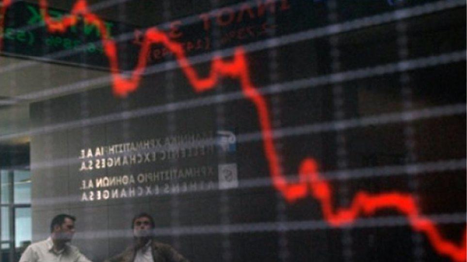«Βαθαίνει» η πτώση της αγοράς μέχρι 4% μετά το Eurogroup
