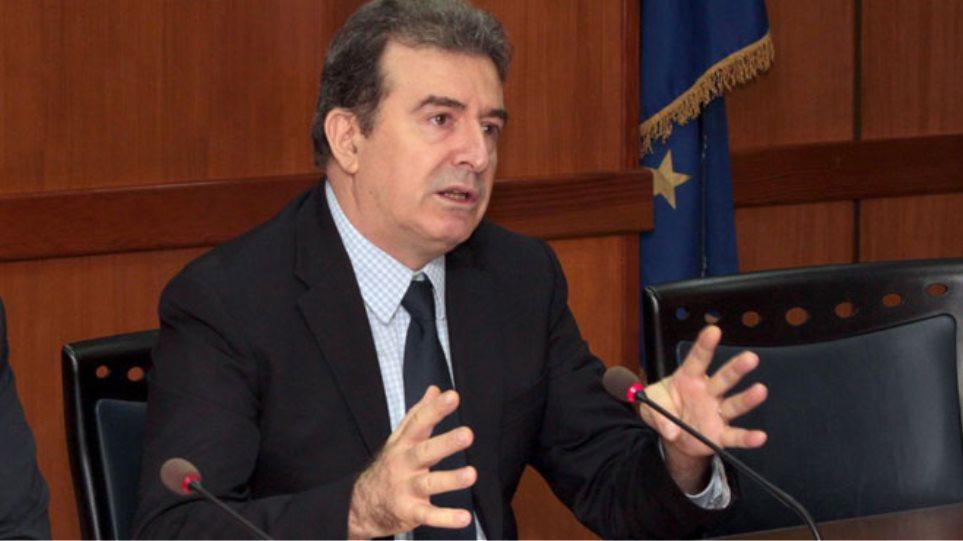 Δεσμεύσεις Χρυσοχοΐδη για τις υποδομές της Κρήτης