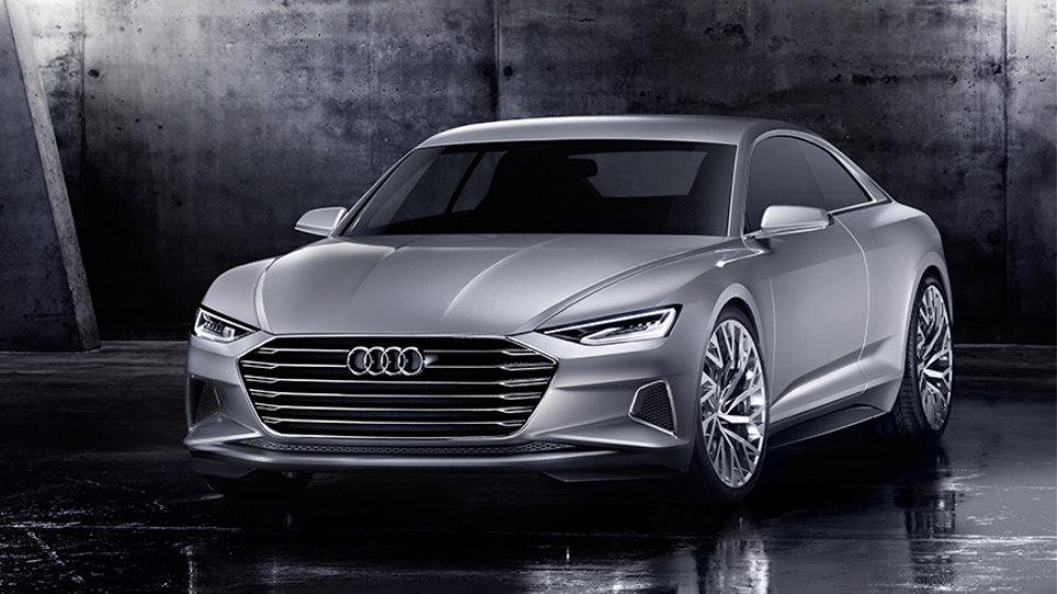 Το μελλοντικό μεγάλο coupe της Audi